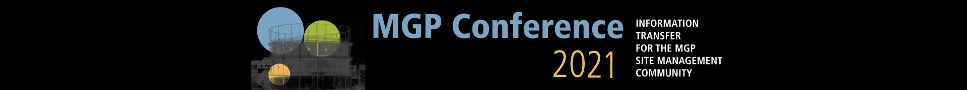 MGP Conference 2021 Event Banner