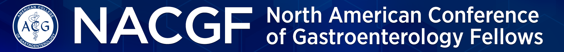 North American Conference of GI Fellows  Event Banner