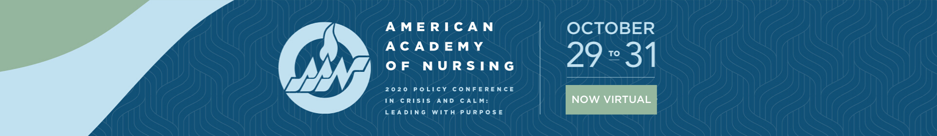 Academy's 2020 Transforming Health Driving Policy Conference Event Banner