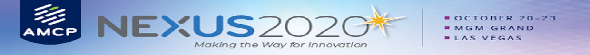 Nexus  2020 -  Call for Poster Abstracts Event Banner