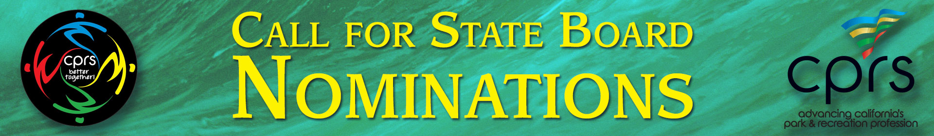 Call for State Board Nominations