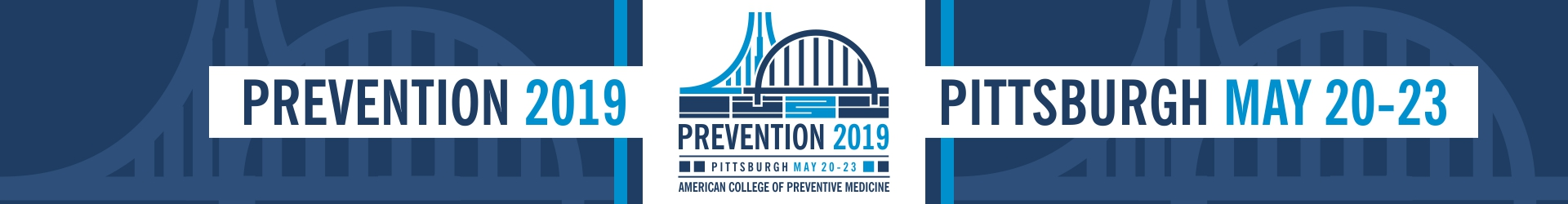 Prevention 2019 Event Banner