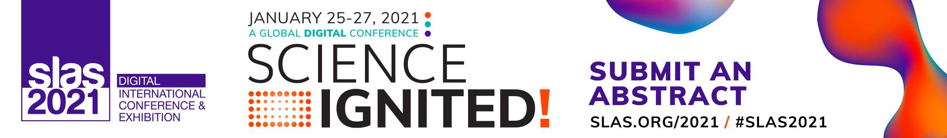 SLAS2021 Event Banner