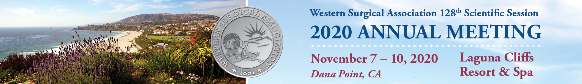 2020 WSA Annual Meeting Event Banner