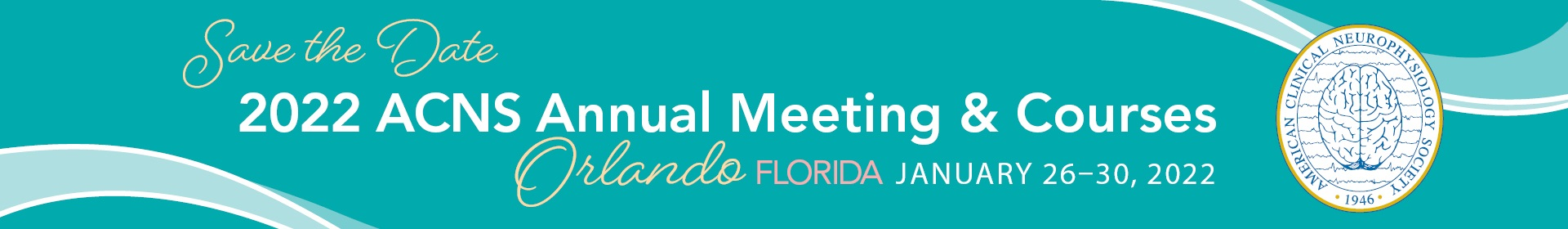 2022 Annual Meeting Event Banner