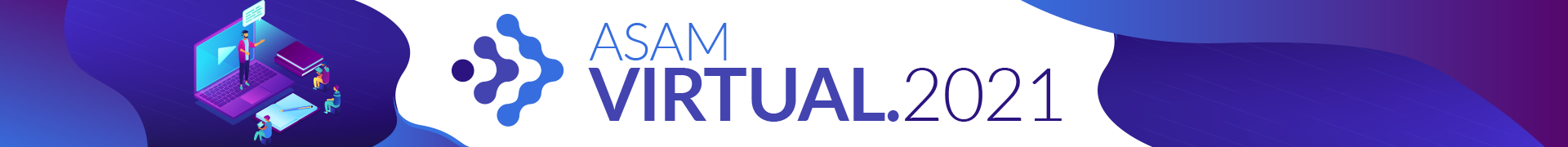 ASAM Virtual 2021 Event Banner