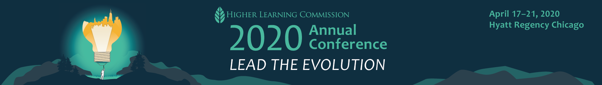 2020 Annual Conference Event Banner