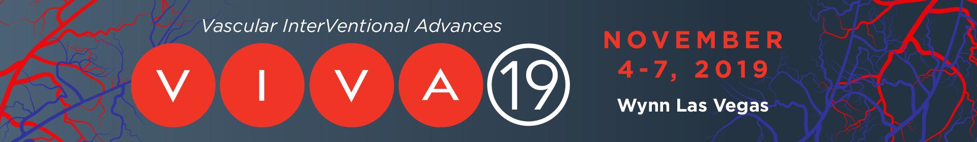 VIVA 2019 Event Banner