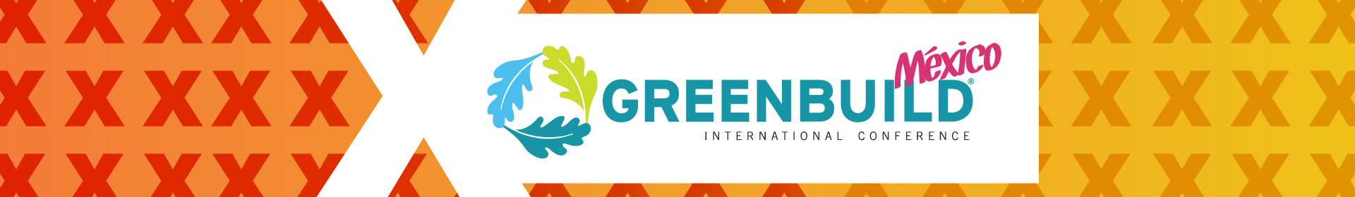 Greenbuild Mexico 2020 Event Banner