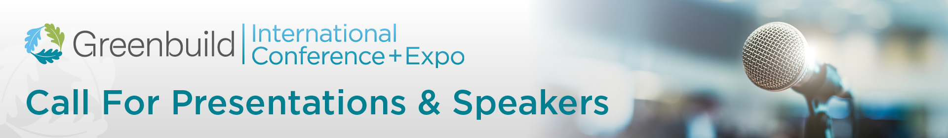 2021 Greenbuild International Conference and Expo Event Banner